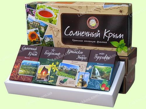 Травы горного Крыма - незабываемый вкус и аромат