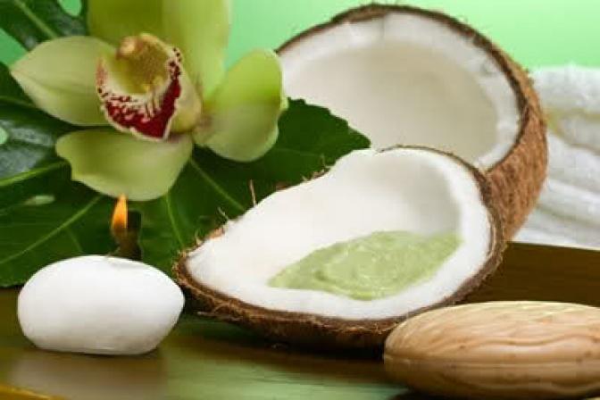 Кокосовые скрабы – натуральная косметика для ухода за телом