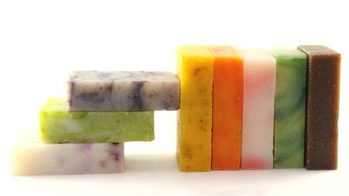 Натуральное косметическое крымское мыло