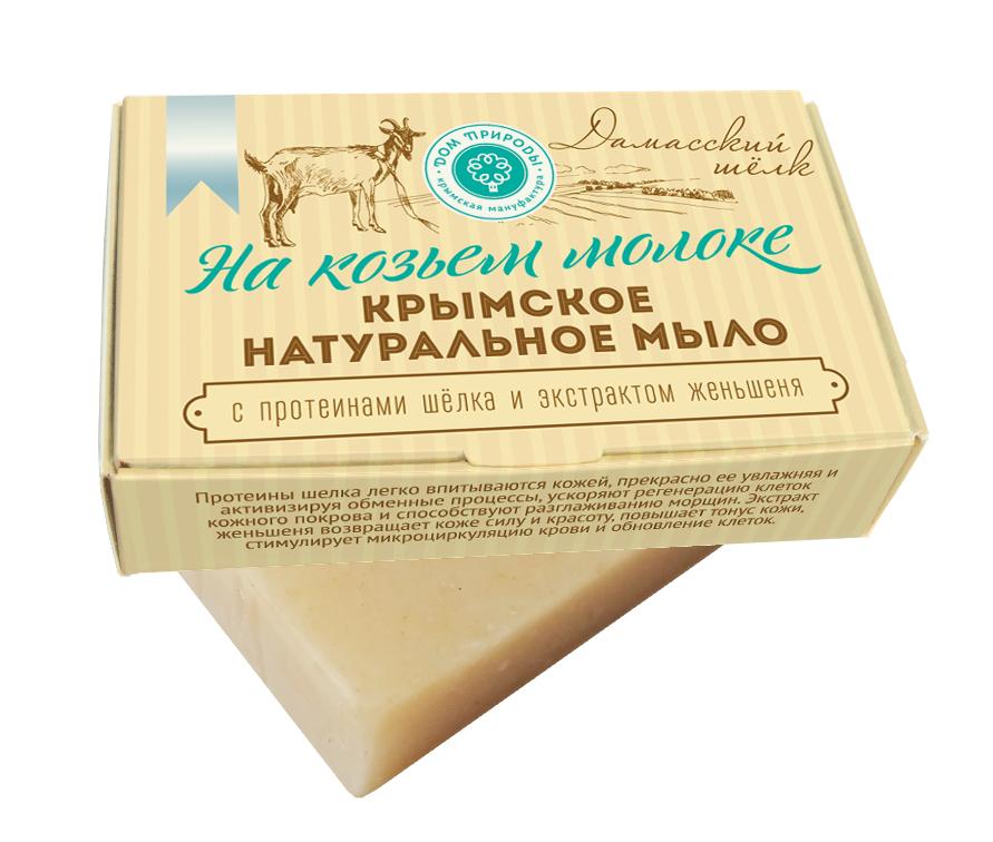 Мыло Дамасский Шёлк эффект лифтинга 100 гр.
