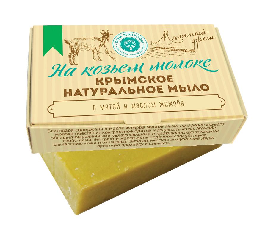 Мыло Мятный Фреш для мужского бритья 100 гр.