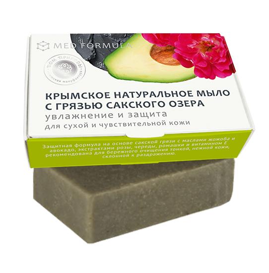 Med formula «Увлажнение и защита» для сухой и чувствительной кожи 50 гр.