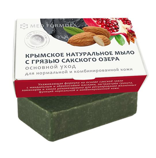 Med formula «Основной уход» для нормальной и комбинированной кожи 50 гр.