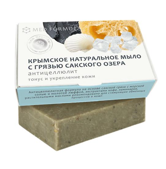 Med formula «Антицеллюлит» тонус и укрепление кожи 50 гр.