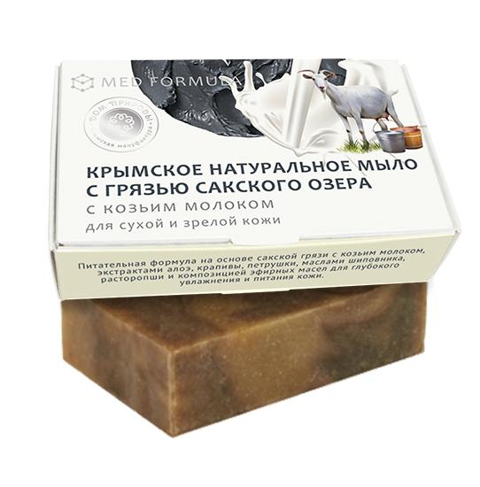 Med formula «На козьем молоке» для сухой и зрелой кожи 50 гр.