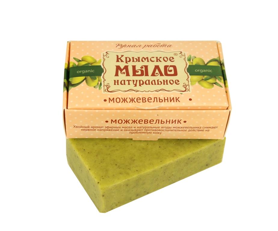 """Мыло натуральное olive """"Можжевельник"""" для проблемной кожи 50 гр."""