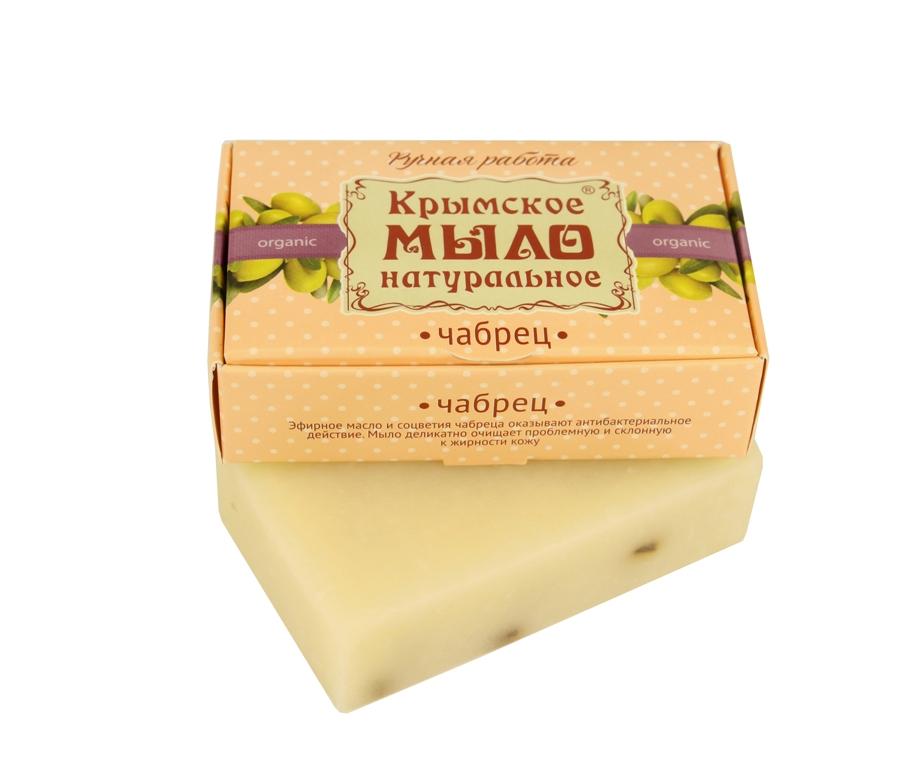 """Мыло натуральное olive """"Чабрец"""" для проблемной кожи 50 гр."""