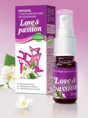 Аромакомпозиция Love&Passion 10 мл. Царство Ароматов