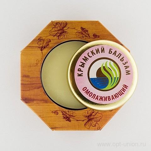 """Фитон Крым """"Омолаживающий"""" сокращает видимость морщин 15 гр."""
