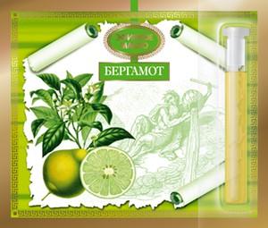 Эфирное масло Бергамота 2.4 мл. Царство Ароматов