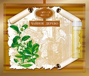 Эфирное масло Чайное дерево 2.4 мл. Царство Ароматов