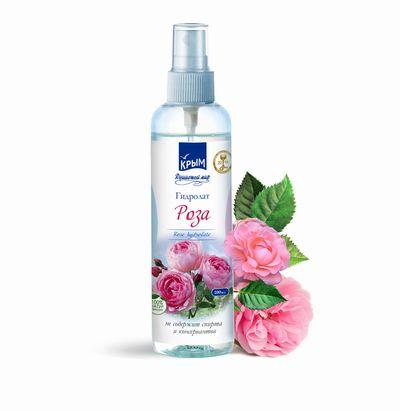 Гидролат Роза для сухой кожи 100 мл.