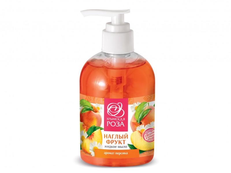Жидкое мыло Наглый фрукт 275 мл.