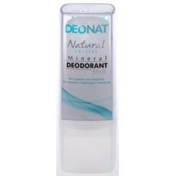 Натуральный минеральный дезодорант Кристалл стик чистый цельный Travel Stick 40 гр. DeoNat