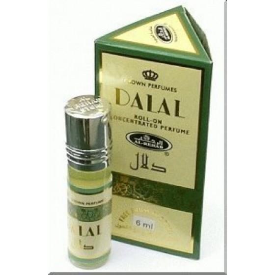 Духи Dalal 6 мл. Арабские Духи