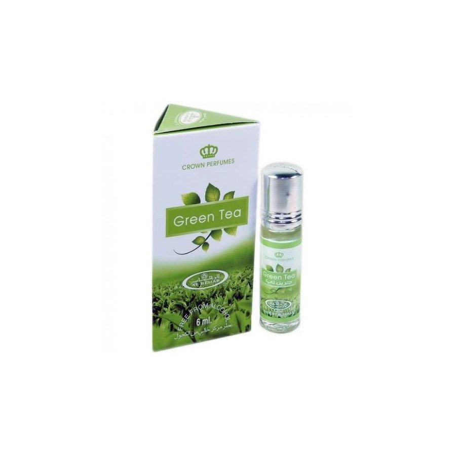 Духи Green tea 6 мл. Арабские Духи