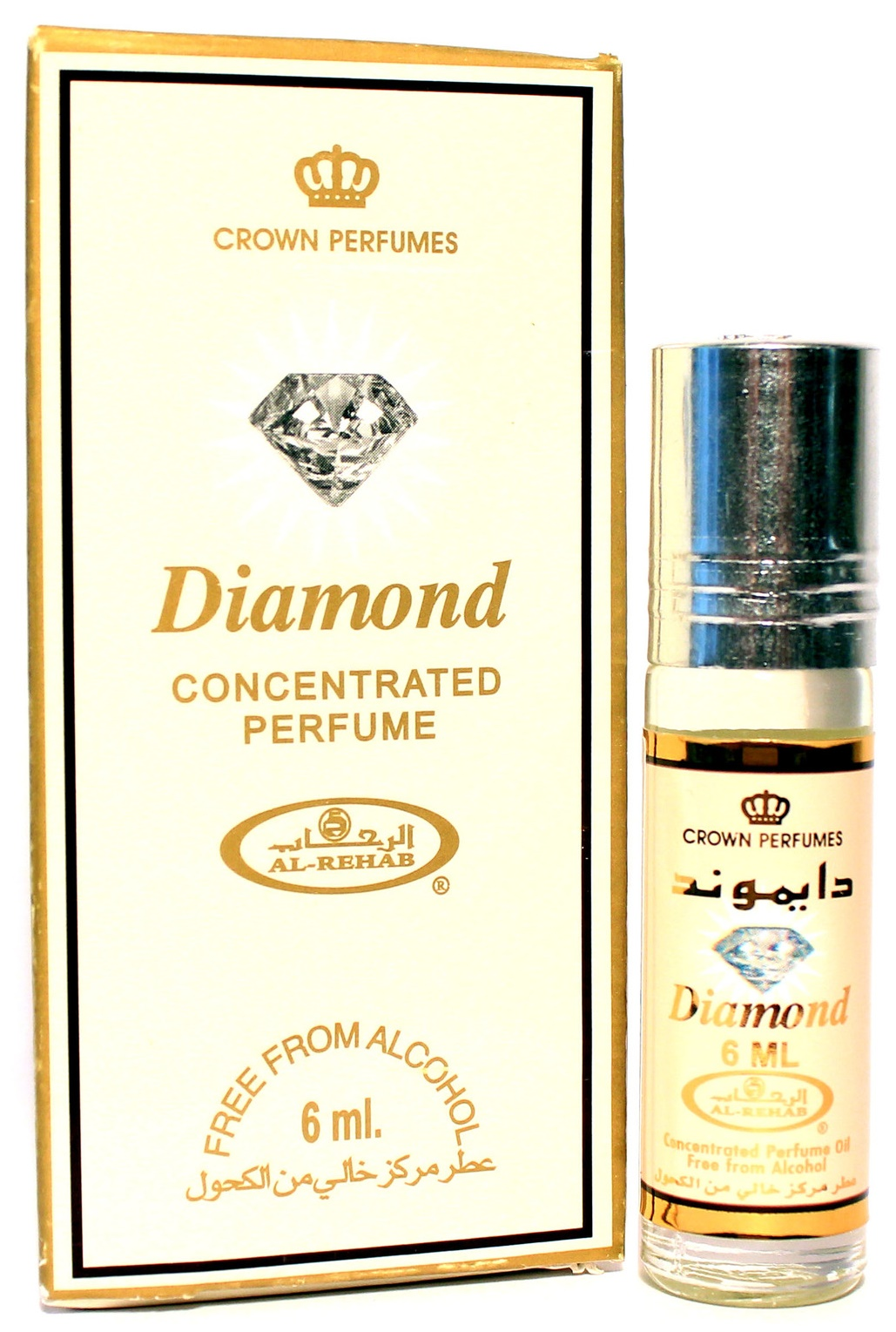 Духи Diamond 6 мл. Арабские Духи