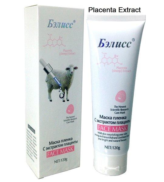 Маска пленка с экстрактом плаценты Бэлисс 120 гр.