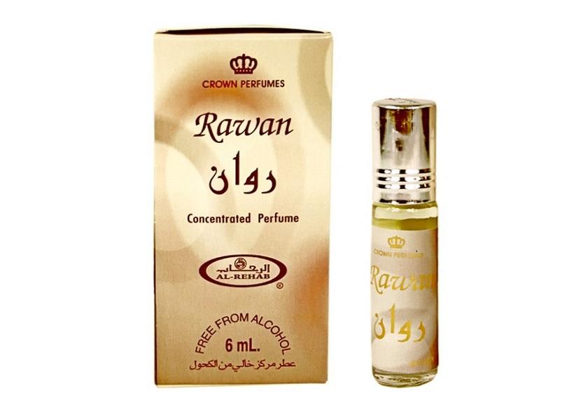 Духи Rawan 6 мл. Арабские духи