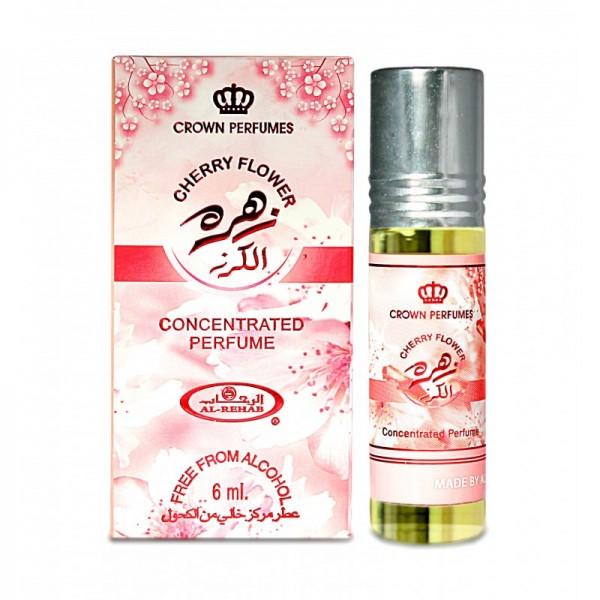 Духи Cherry Flower 6 мл. Арабские духи