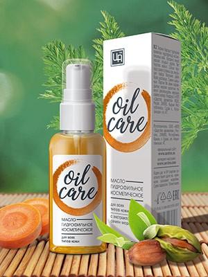 Гидрофильное масло для всех типов кожи 30 мл.