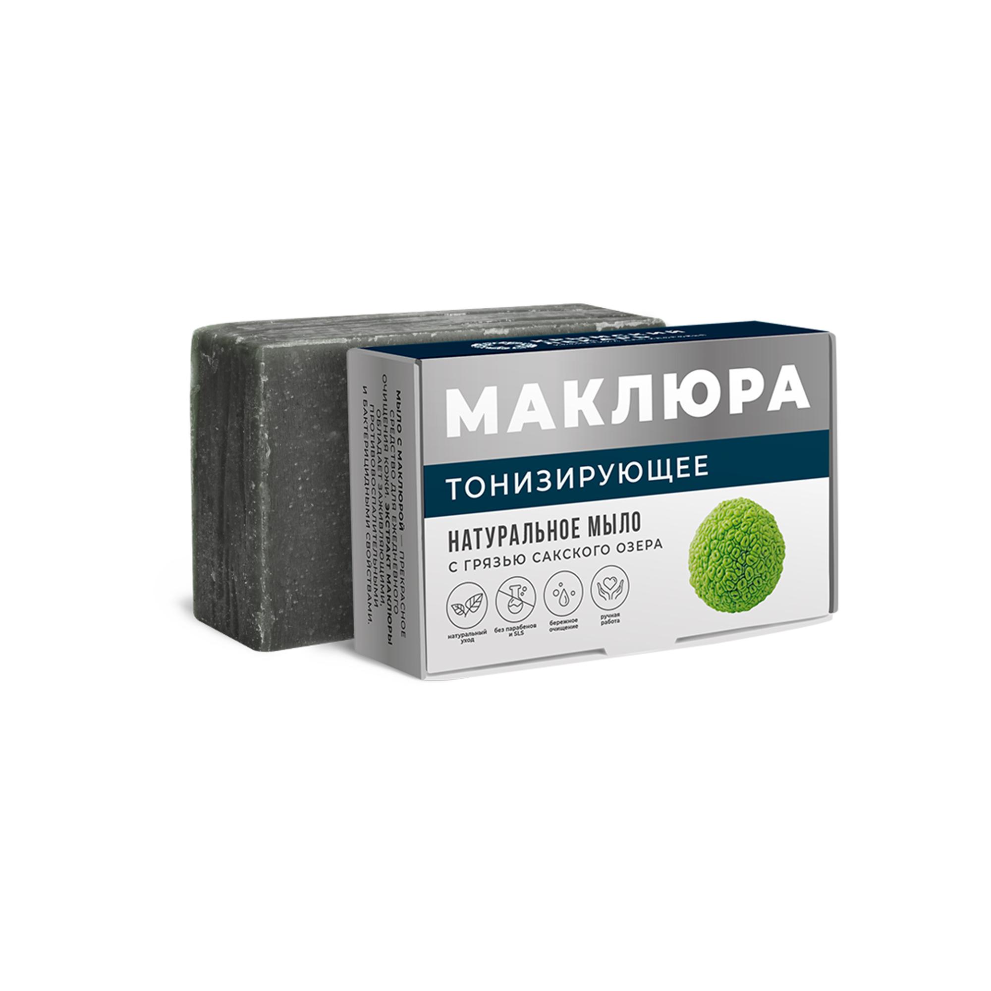 Маклюра мыло Тонизирующее 100 гр.