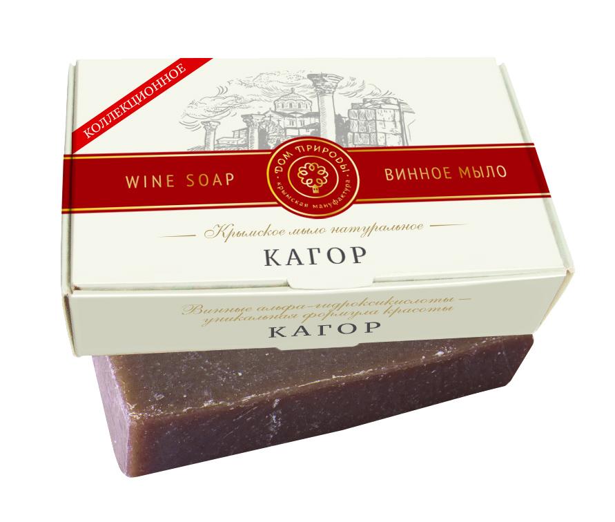 Винное мыло Кагор - основной уход 100 гр.
