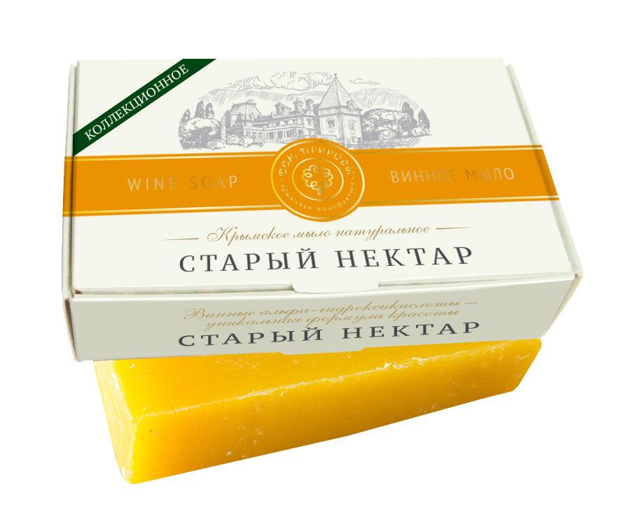 Винное мыло Старый Нектар - деликатный уход 100 гр.