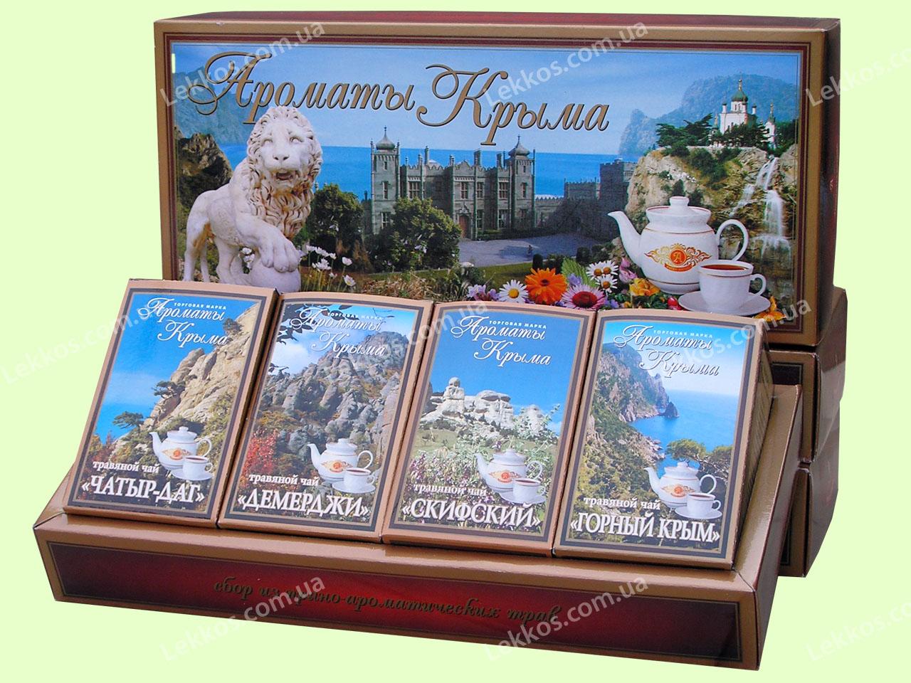 Сувенирный набор Ароматы Крыма №4 Дворец