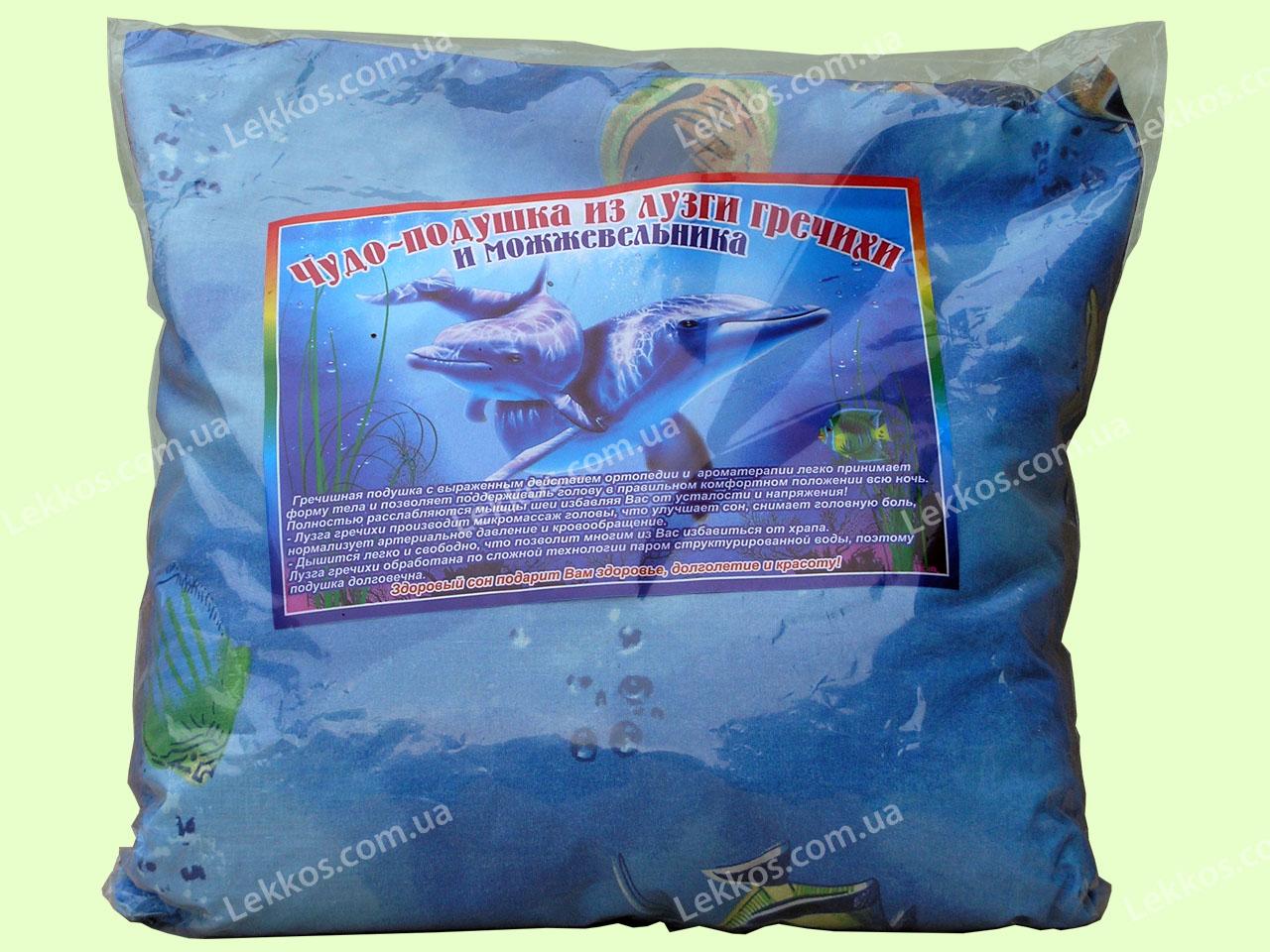 Подушка с Можжевельником 35*35 см.