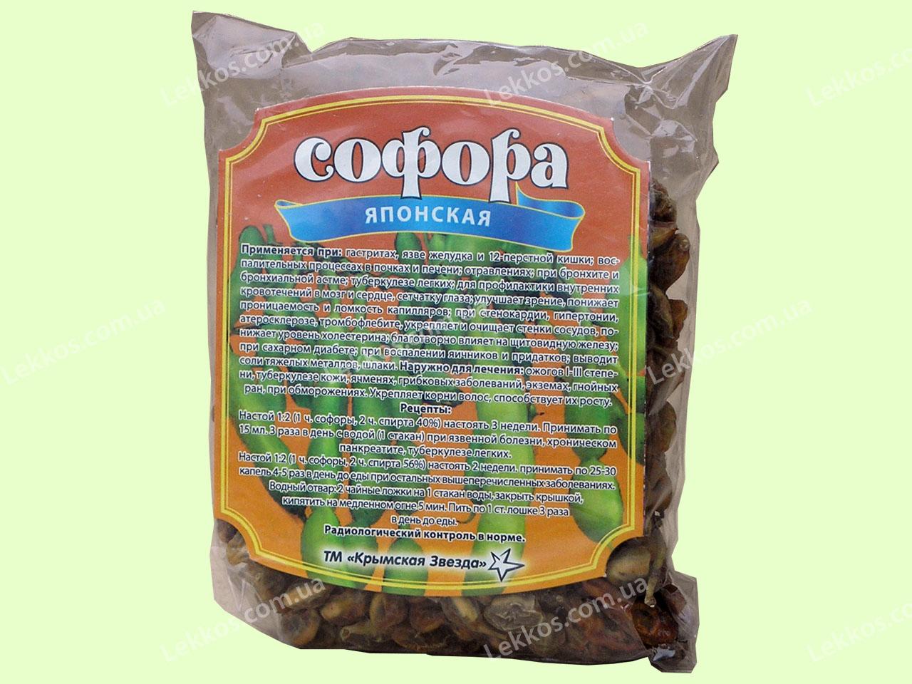 Софора Японская 120 грамм