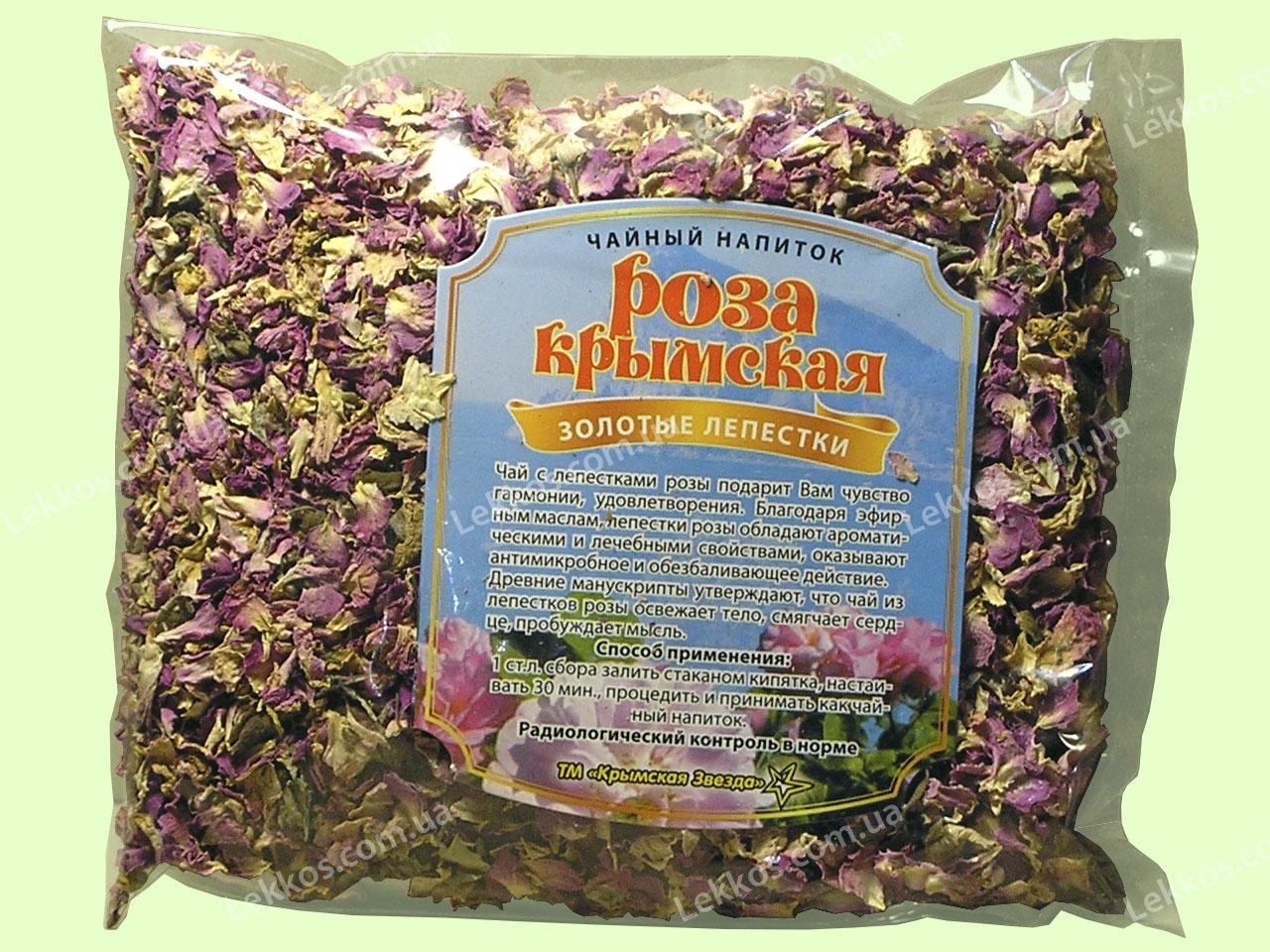 Лепестки Крымской Розы 40 гр.