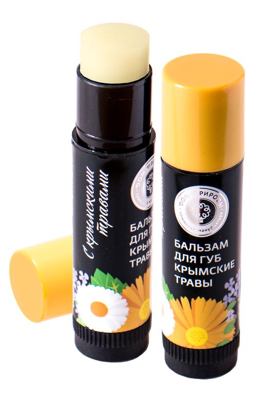 Бальзам для губ Крымские Травы